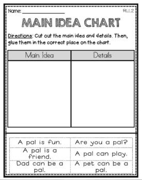 Journeys Unit 1 Bundle - First Grade Supplemental Materials