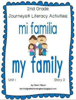 Journeys®  Unit 1 Bundle - Second Grade