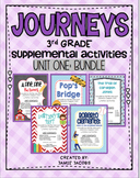 Unit 1 Bundle - Third Grade Supplemental Materials