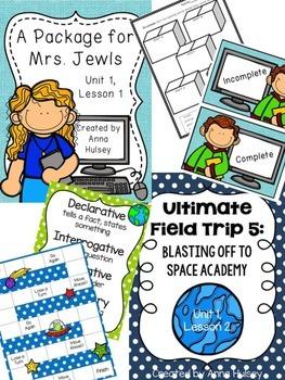 Journeys Unit 1 (Fifth Grade)