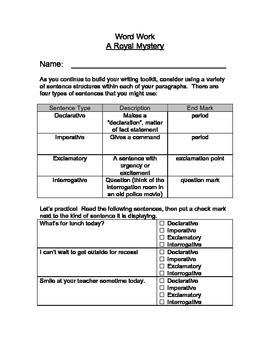 Journeys Unit 1 Fifth Grade Word Work Independent Practice