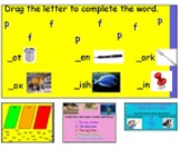 Journey's First Grade Unit 1 Promethean Board  Flipchart Bundle