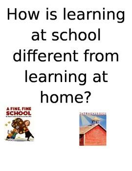 Journeys Unit 1 Lesson 1 Essential Question Poster