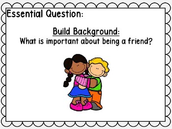 Journeys Unit 1 Lesson 1 Interactive Power Point, First Grade