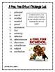 Journeys Unit 1, Lesson 1 Spelling List 3rd Grade