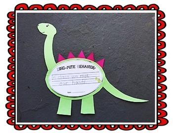 How Do Dinosaurs Go to School Journeys Unit 1 Lesson 2 Kindergarten