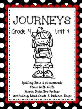 Journeys Unit 1: Lessons 1-5