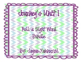 Roll a Sight Word {Journeys Unit 3 Edition First Grade}