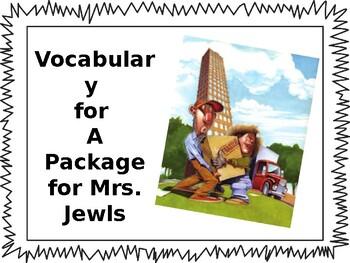 Journeys Unit 1 Vocabulary (5th Grade)