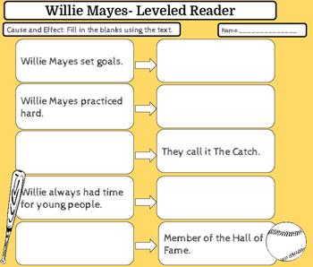 Journeys Unit 1 Week 5- Below Leveled Reader Activities