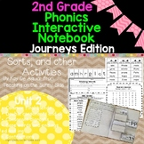 2nd Grade Phonics Interactive Notebook, Sorts, and More: