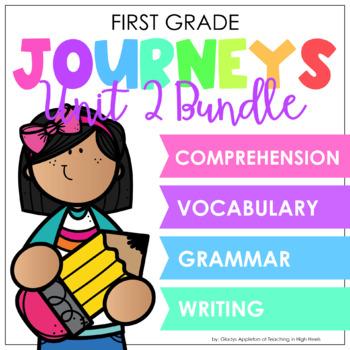 Journeys Unit 2 Bundle