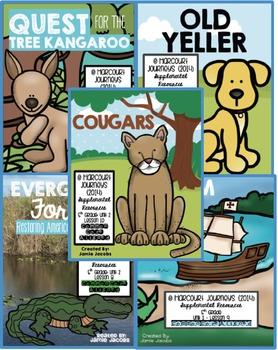 Journeys Unit 2 Bundle - Fifth Grade Supplemental Materials