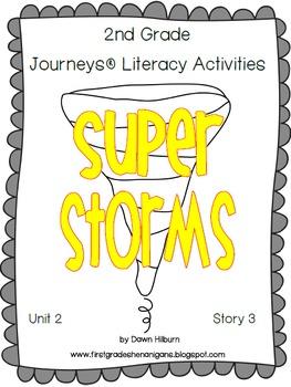 Journeys® Unit 2 Bundle - Second Grade