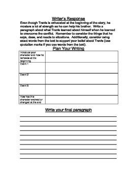 Journeys Unit 2 Fifth Grade Word Work