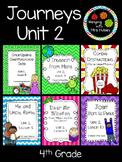 Journeys Unit 2 (Fourth Grade)