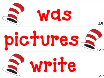 Journeys Unit 2 High Frequency Word Cards
