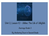 Journeys Unit 2, Lesson 10 Jellies: The Life of a Jellyfis