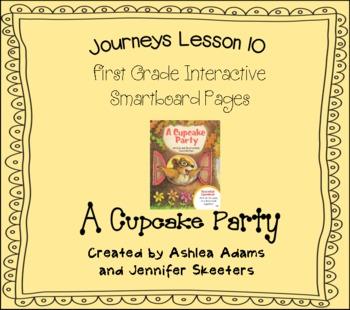 Journeys (2011-2012) Unit 2 Lesson 10 Smartboard First Grade