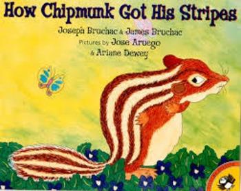"""Journeys  Unit 2 Lesson 9 """"How Groundhog Got His Stripes""""  Lesson Plans"""