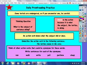 Journeys Unit 2 Lessons 6-10 Grammar