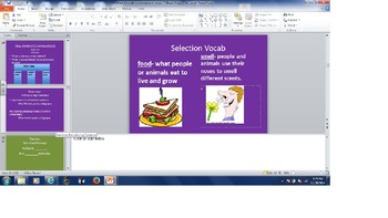 Journeys Unit 2 Powerpoint - each story + review(seed to Pumpkin)