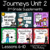 Journeys Unit 2 Bundle (Third Grade)