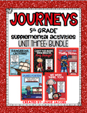 Journeys Unit 3 Bundle - Fifth Grade Supplemental Materials