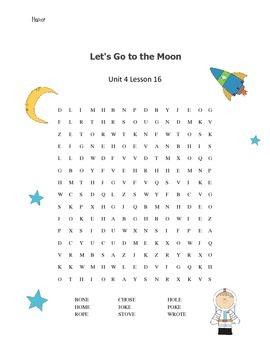 Journeys Unit 4 Word Search Spelling Practice NO PREP