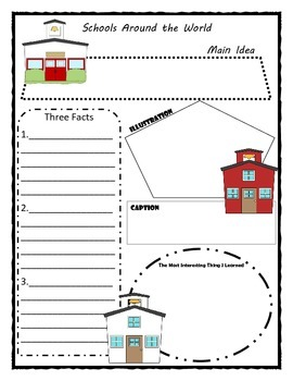 Journeys 2nd grade - Unit 3 - Story Maps & Graphic Organizers