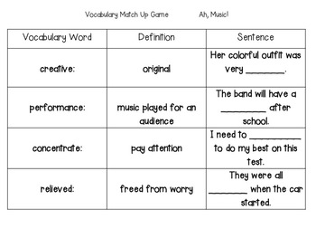 Journeys Unit 3 Spelling and Vocabulary Activity Pack