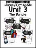 Journeys 2nd Grade Unit 3: The Bundle