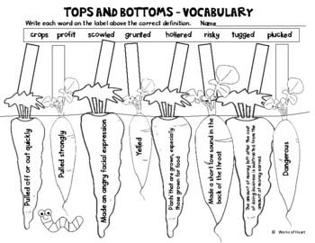 Journeys Unit 3 Vocabulary Practice Pages