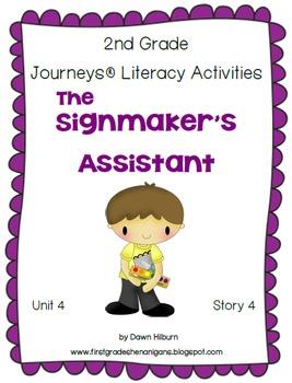 Journeys® Unit 4 Bundle - Second Grade