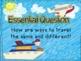 Journeys Unit 4 Essential Questions