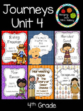 Journeys Unit 4 (Fourth Grade)