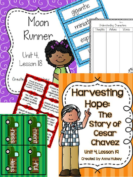 Journeys Unit 4 (Fourth Grade)