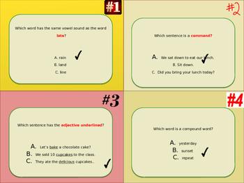 2nd grade Journeys: Unit 4 Lesson 16- Mr. Tanen's Tie Trouble PPT