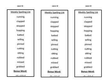 Journeys Unit 4 Lesson 16 Spelling List