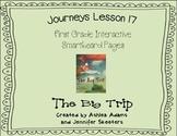 Journeys (2011-2012) Unit 4 Lesson 17 Smartboard First Grade
