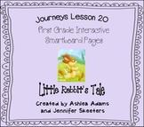 Journeys (2011-2012) Unit 4 Lesson 20 Smartboard First Grade