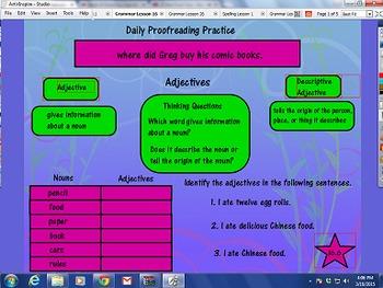 Journeys Unit 4 Lessons 16-20 Grammar