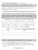 Journeys Unit 4 Mentor Sentences- 5th Grade