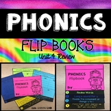 Journeys Unit 4 Review  | Phonics Flip Book