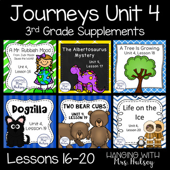 Journeys Unit 4 Spelling Worksheets Teaching Resources TpT