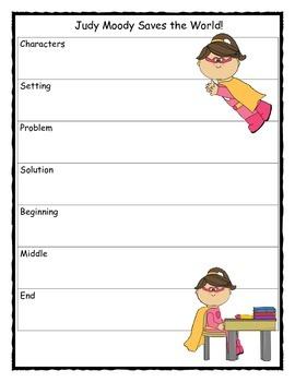 Journeys Unit 4 - Third Grade - Story Maps