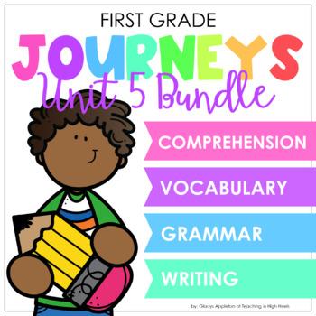 Journeys Unit 5 Bundle