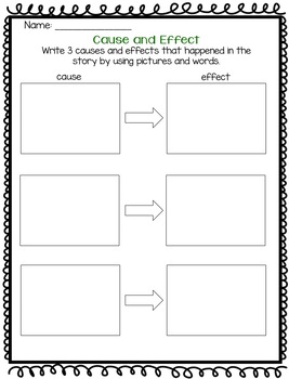 Journeys Unit 5 Changes, Changes Everywhere Grade 2 {Editable}