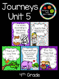 Journeys Unit 5 (Fourth Grade)