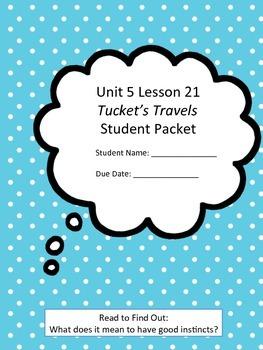 Journey's 5th Grade Unit 5 Lesson 21